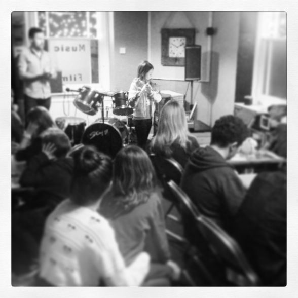 Young Musicians Open Mic Night- Last Friday of every month and Designate in Matlock, Derbyshire