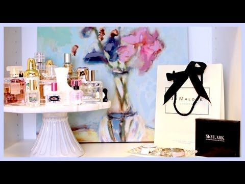 ♥ My Jewelry and Perfume Collection ♥ - YouTube