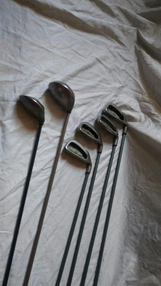 Ladies Callaway Big Bertha Gems Golf Irons Right handed Women  #Callaway #BigBerthaIrons