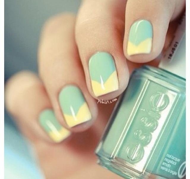 Mejores 138 imágenes de Nails <3 en Pinterest | La uña, Uña ...