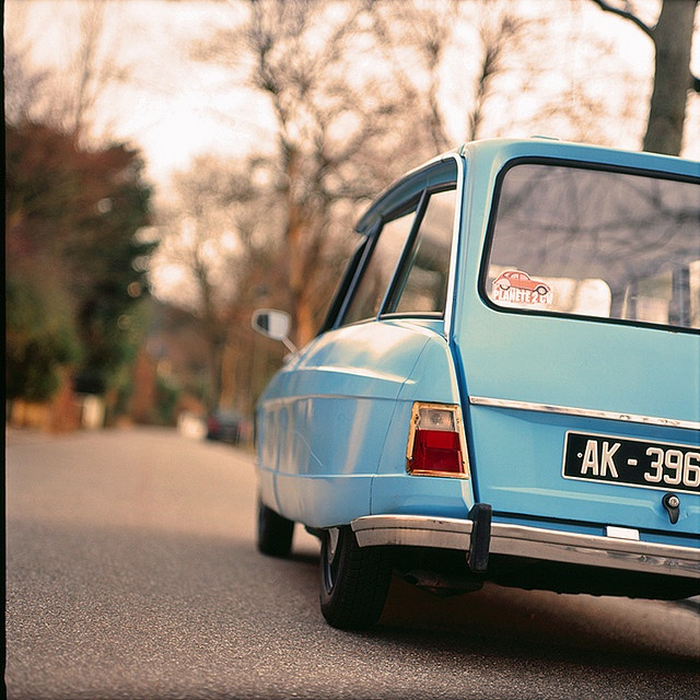 citroen ami wagon. Lowered. Very nice.