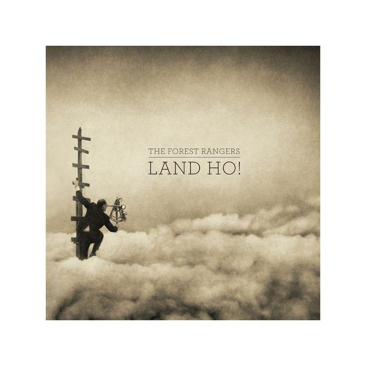 Forest rangers - Land ho (Vinyl)
