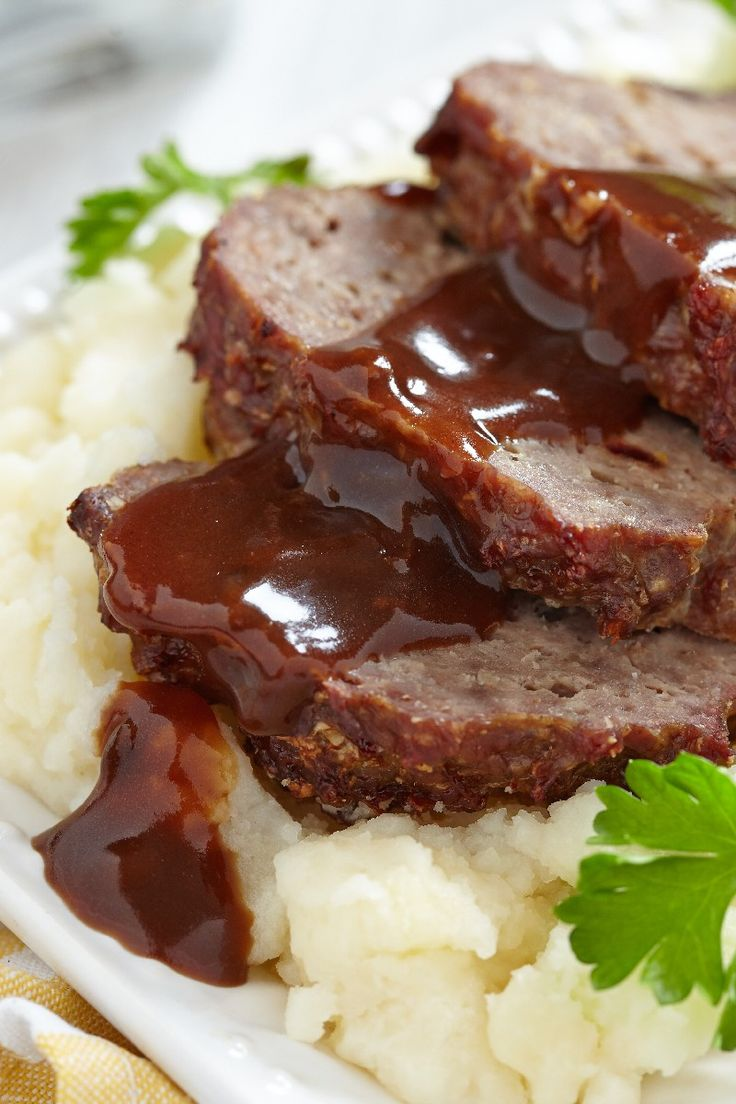 Melt in Your Mouth Meatloaf Slow Cooker Recipe