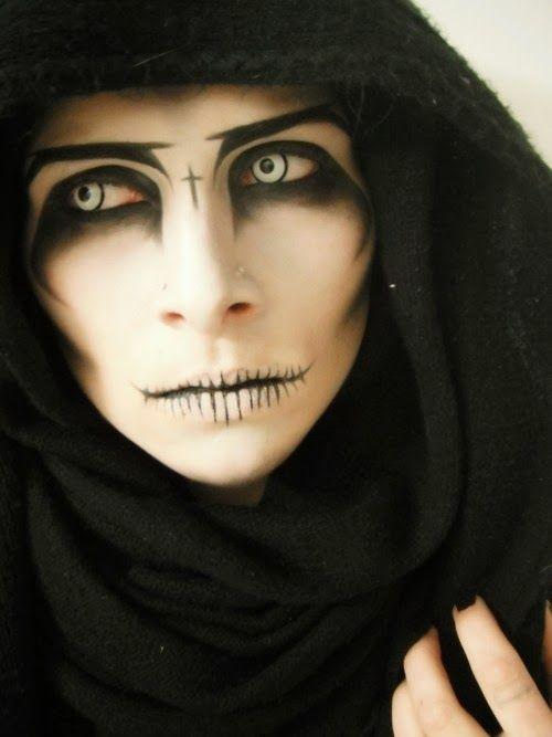 Neeshabetha Lanithro Lomtev: Amazing Halloween Make Up - Ideas For ...