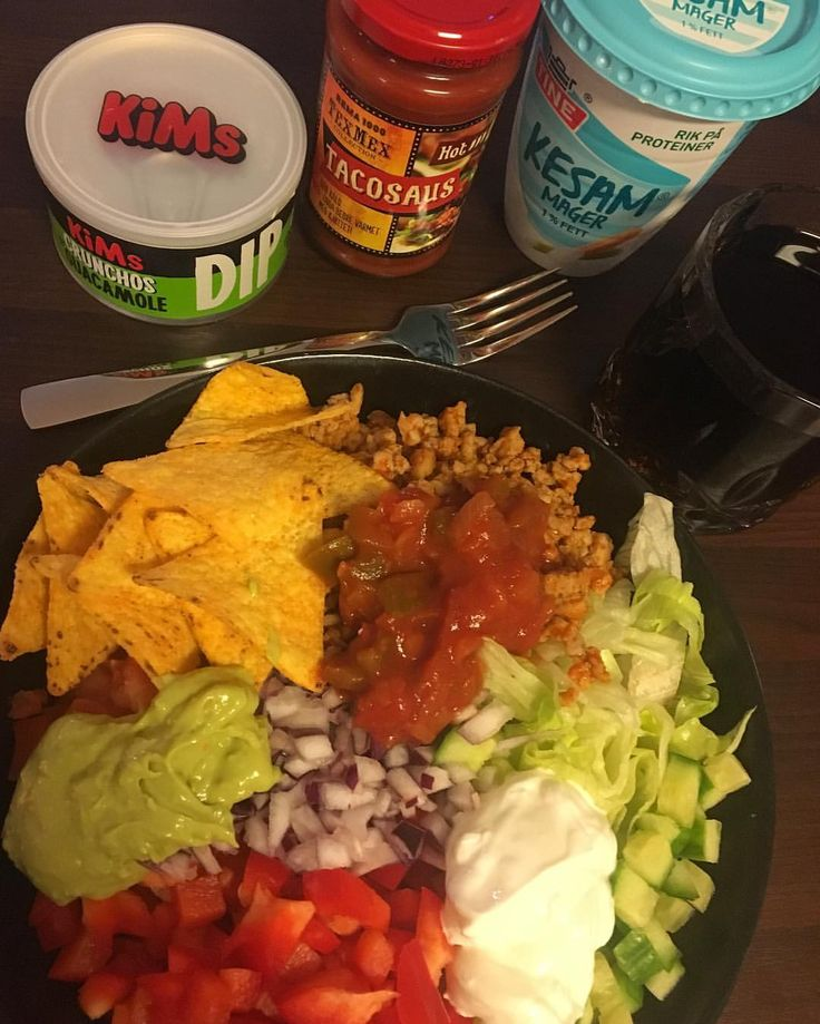 Tacos taco myfood bowl