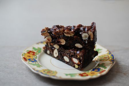 this one for next year - LOADED panforte with fennel, hazelnuts ...