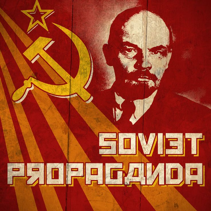 soviet propaganda posters style base on the concept