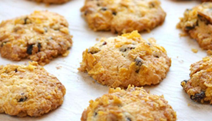 Weekender Cornflake Biscuits