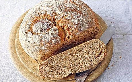 Paul Hollywood's wholemeal bread, a healthy alternative for January