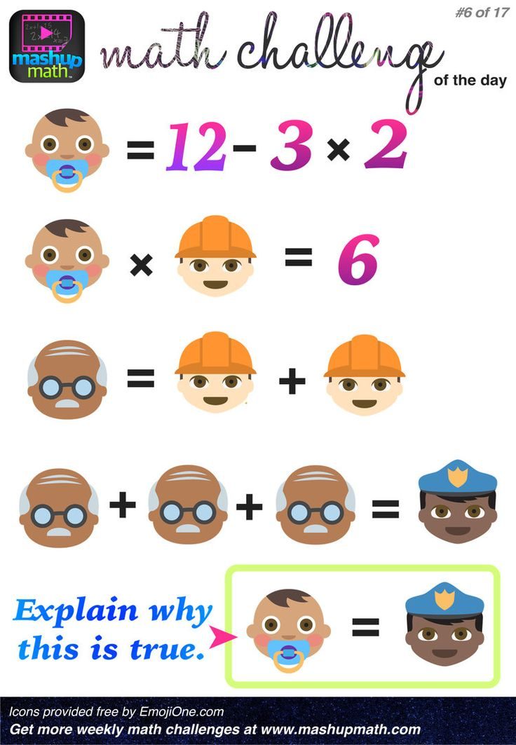This is a picture of Lively Math Challenge Puzzles