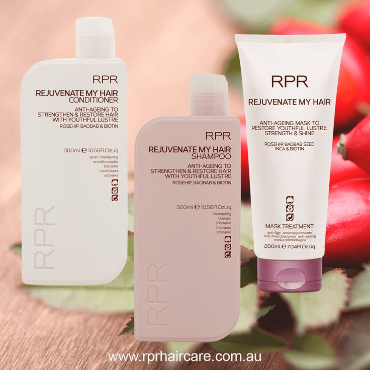 Would you like younger, stronger and smoother hair? Turn back time with RPR Rejuvenate My Hair Shampoo, Conditioner and Anti-aging Mask. Enriched with our signature blend of Rosehip, Baobab and Biotin, fragile lifeless or damaged hair will transform into lustrous healthy-looking hair with body, bounce and shine. Dry scalps will be hydrated and oily scalps balanced. Visit our website to find out more. #rprhaircare #shampoo #conditioner #rejuvenatemyhair