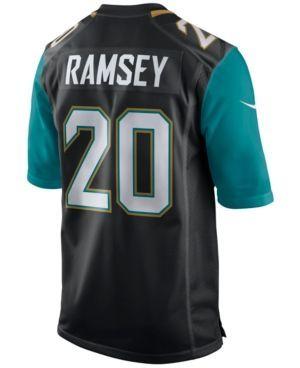 Nike Men's Jalen Ramsey Jacksonville Jaguars Game Jersey - Blue XXL