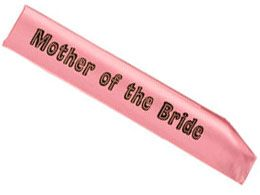A great pink budget sash for the Mother Of The Bride why not buy all your sashes at once for the hen doo & get free delivery if you spend over £20 http://www.funkyhen.com/hen-party-sashes/pink-mother-of-the-bride-sash/