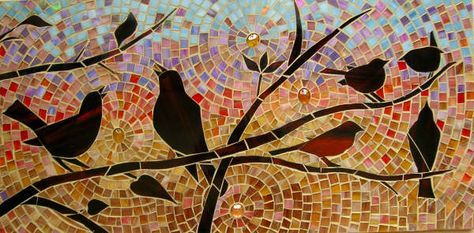 L.A. Mosaic Gifts - handmade mirrors, mosaics and jewellery