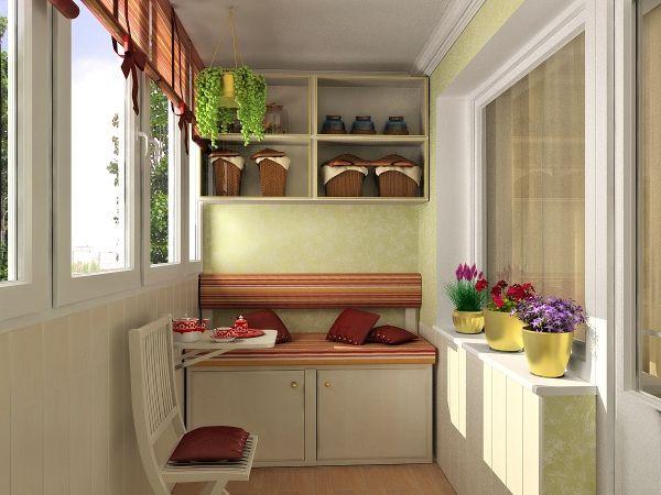 Дизайн квартиры в панельном доме: одна, две или три комнаты