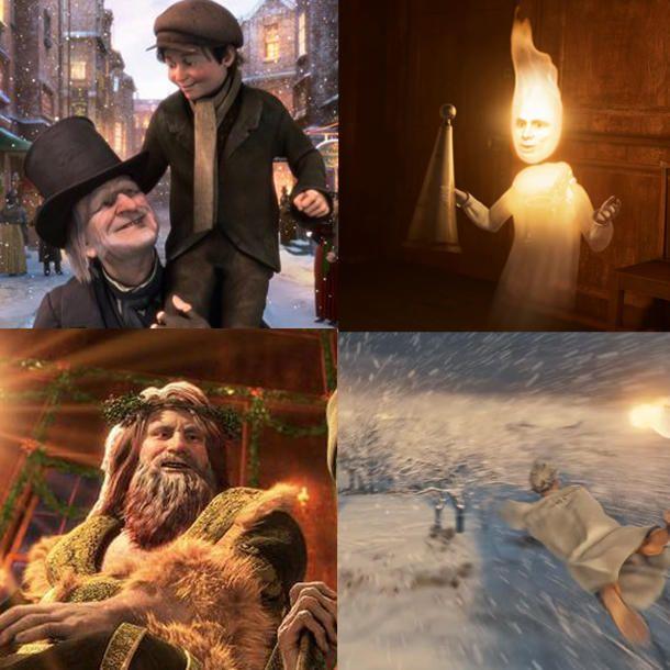 """Disneys """"Eine Weihnachtsgeschichte"""" (2009)"""