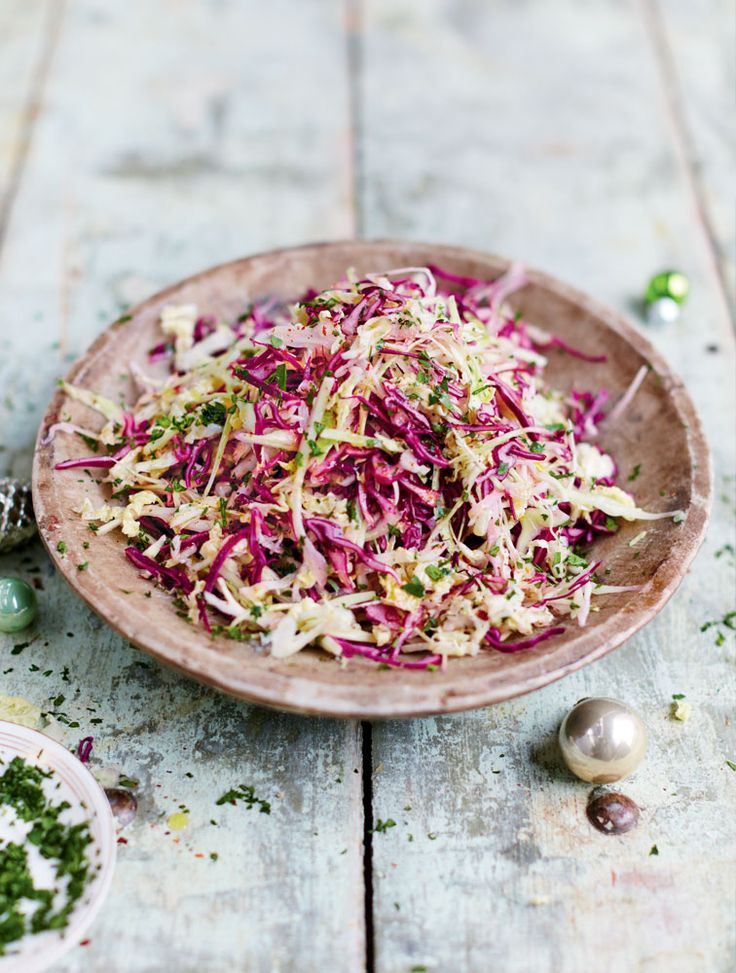 Try our easy to follow jamie's three-cabbage slaw recipe. Absolutely delicious with the best ingredients from Woolworths.