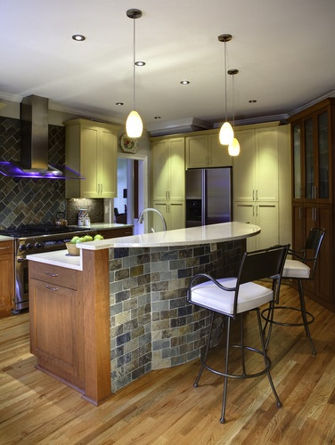 Case Remodeling Charlotte, Eclectic/contemporary Kitchen Remodel, Jim  Schmid Photography