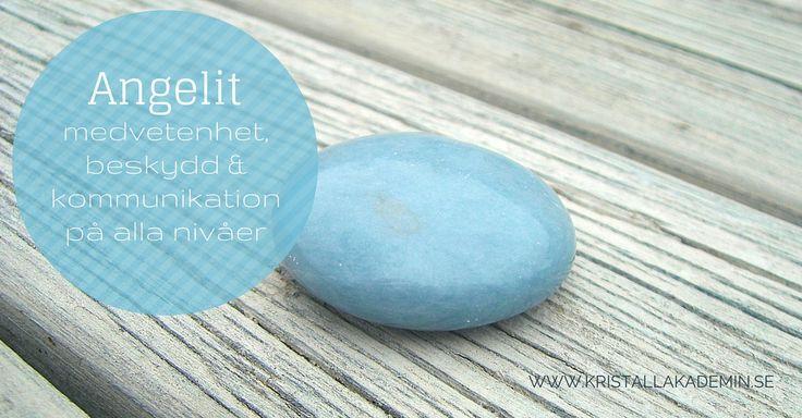 Angelit – fakta, egenskaper och användning