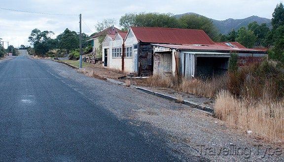 Gormanston, Tasmania