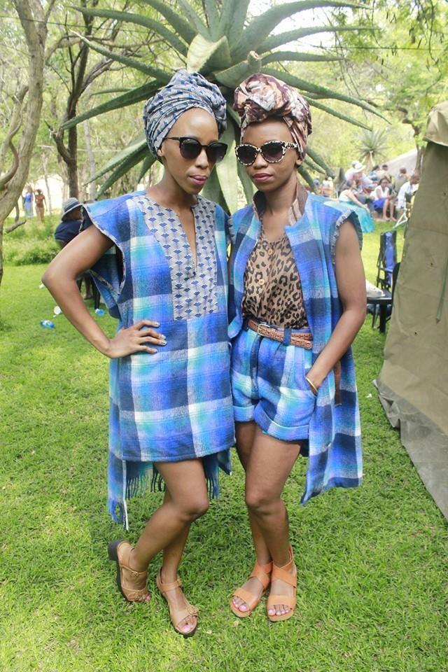 Botswana fashion designers at Son of the soil festival