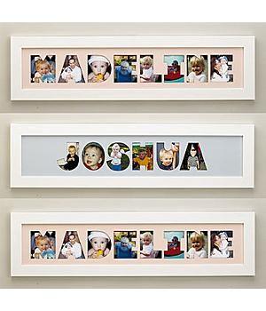 Name Frame Photo Collage