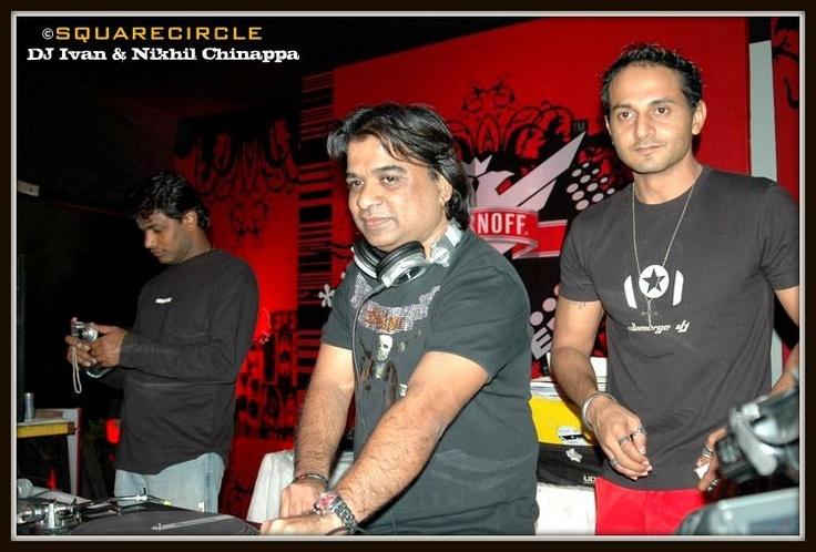 Dj Ivan & Nikhil Chinnappa