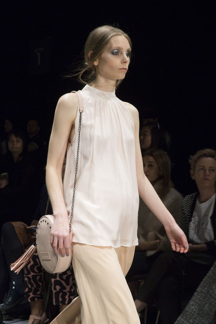 Julian Danger at New Zealand Fashion Week 2015: