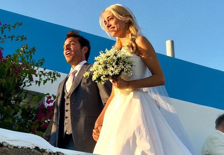 Ο ονειρικός γάμος της Δούκισσας Νομικού στη Μύκονο gamosorganosi