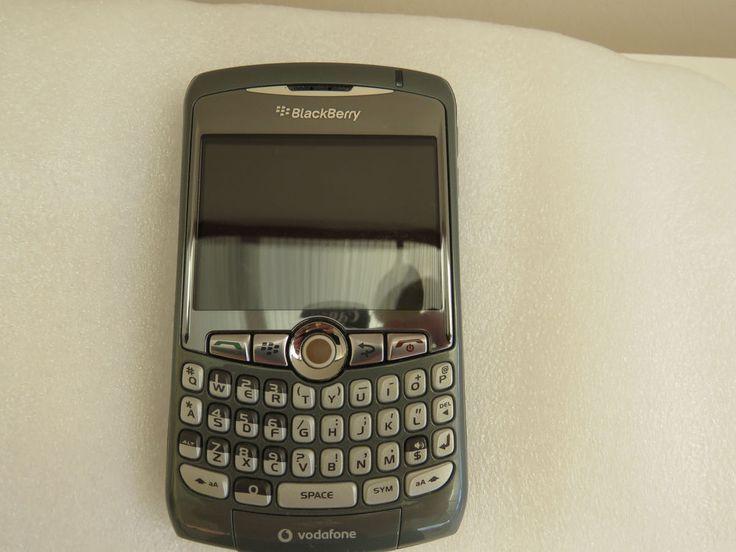 BlackBerry Curve 8310 - Titanium (Unlocked) Smartphone