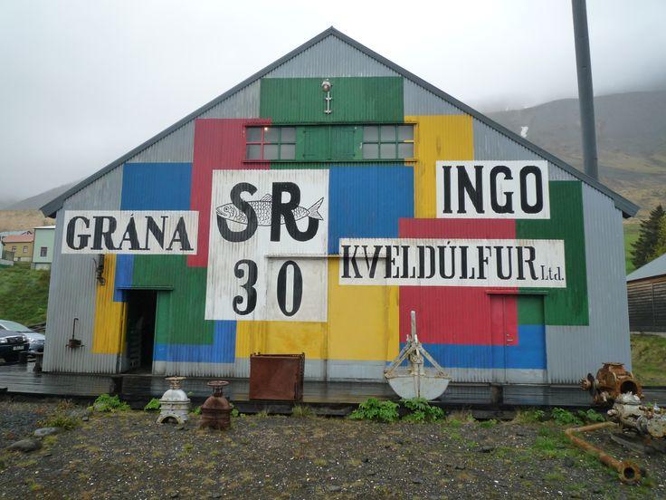 Iceland, Heringmuseum