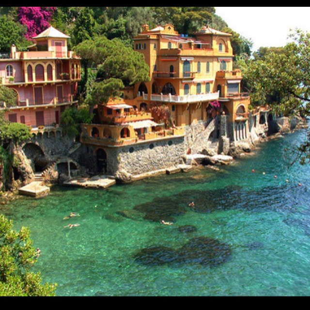 : Portofino Italy, One Day, Houses, Buckets Lists, Favorite Places, Beautifulplaces, Portofinoitali, Beautiful Places, Honeymoons