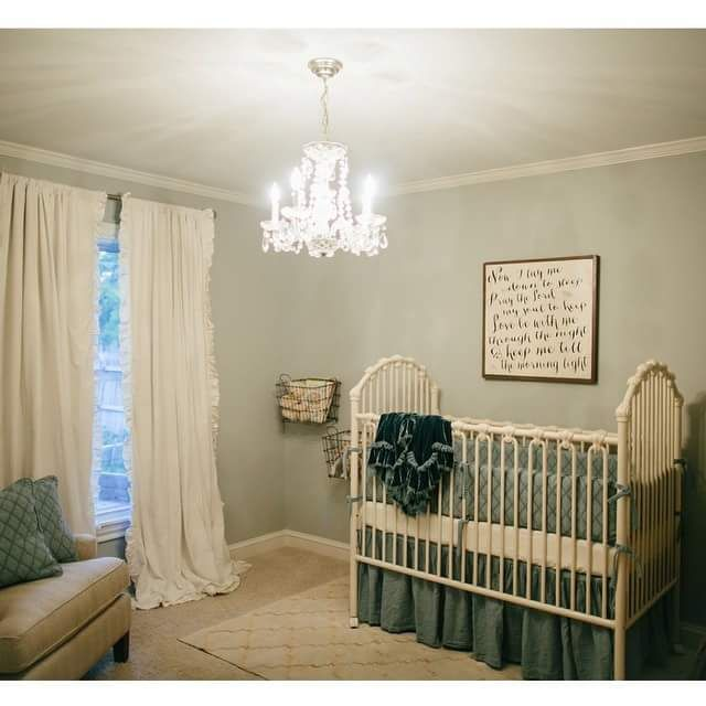French Country nursery - Fixer Upper
