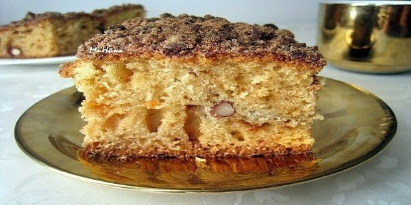 Рецепт кекса на кефире | NashaKuhnia.Ru