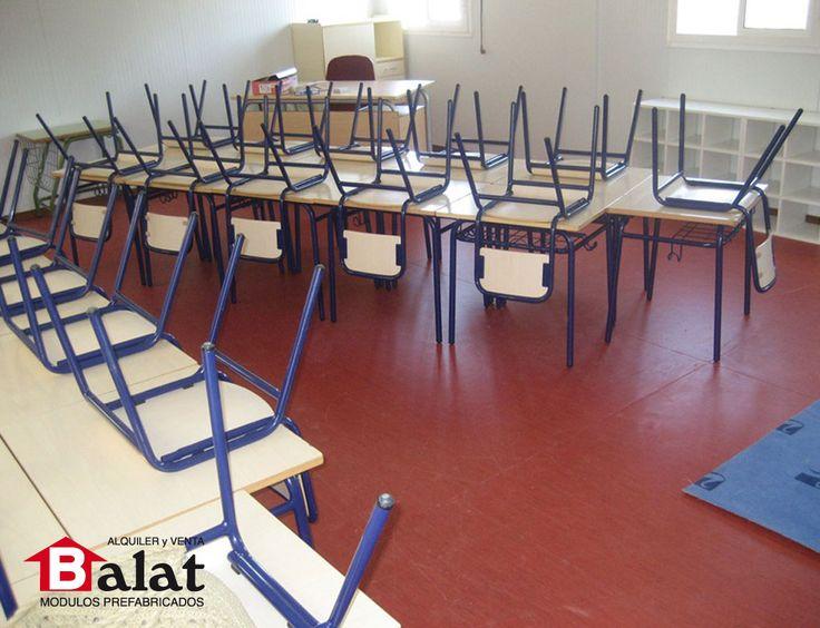 M s de 1000 im genes sobre colegio modular aulas modulares aulas prefabricadas valencia en - Balat modulos prefabricados ...
