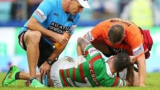 <HSC PDHPE Sports Medicine> The management of concussion in rugby league