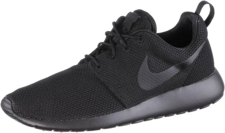 #Nike #Roshe #One #Sneaker #Herren #schwarz/schwarz