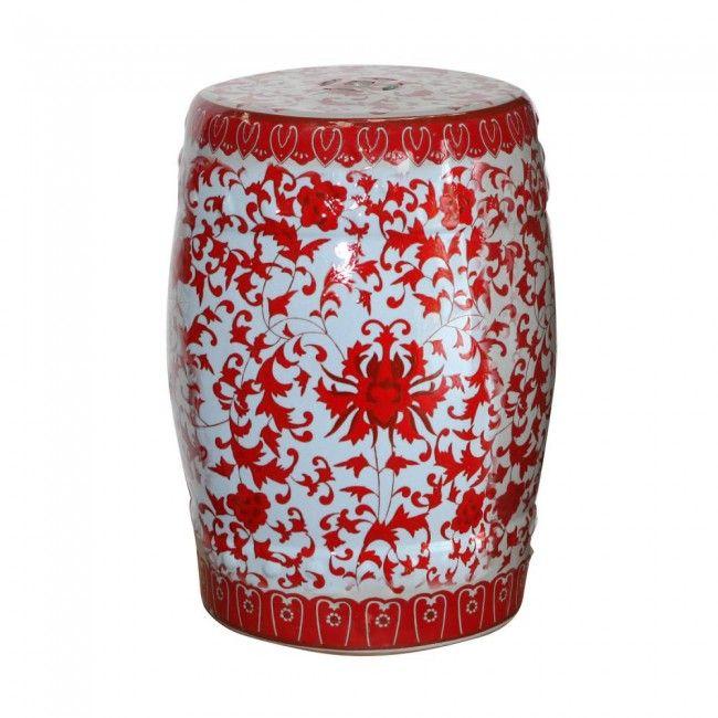 Orient Ceramic Stool