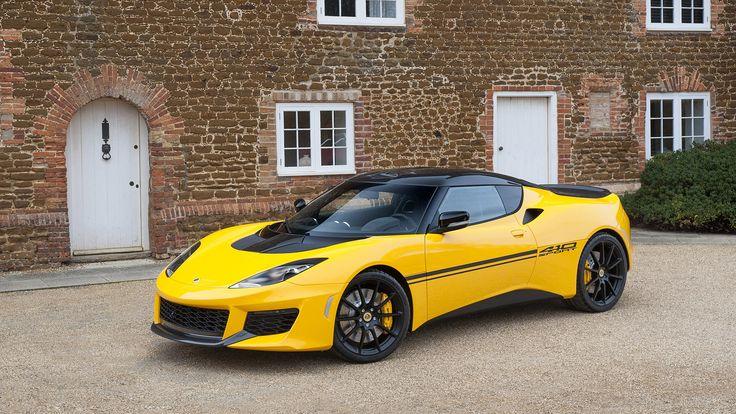 2017 Lotus Evora Sport 410  http://www.wsupercars.com/lotus-2017-evora-sport-410.php