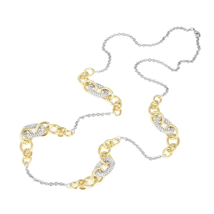 Mommies who loves chunky pieces? This long strand necklace is the gift for her! Instantly dress up any outfits.