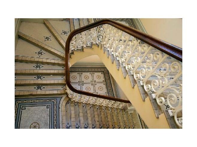 Dunedin Railway Station stairs
