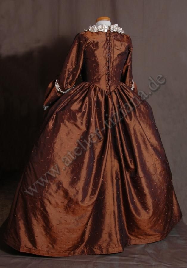 47 best 18th century Rokoko rococo Robe à l\' Anglaise images on ...