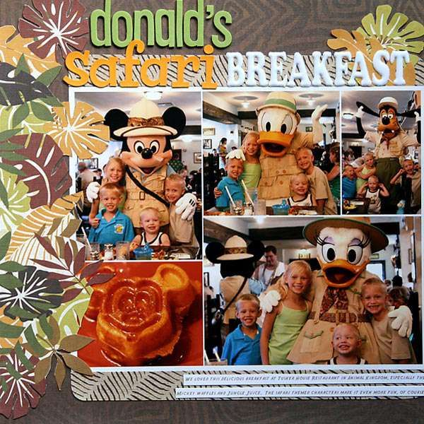 259 best images about scrap disney character dining