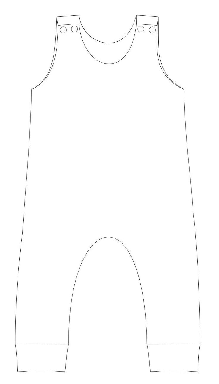 Romper Sewing Pattern PDF, baby romper pattern PDF, kids romper pattern PDF
