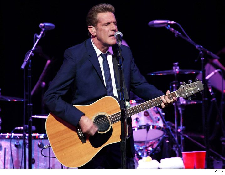 Glenn Frey of the Eagles, dies at age 67 from complications from Rheumatoid Arthritis, Acute Ulcerative Colitis and pneumonia.