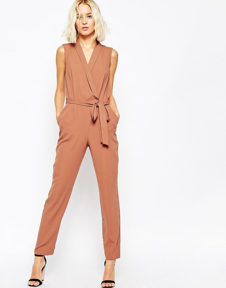 ASOS+Wrap+Jumpsuit+with+Collar+Detail
