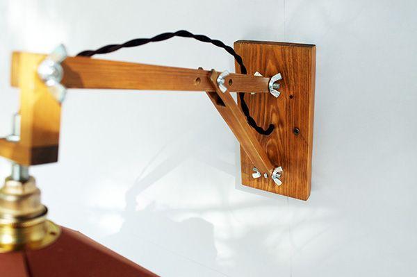 Oltre 25 fantastiche idee su Lampade in legno su Pinterest  Idee per l'illuminazione, Legno e ...