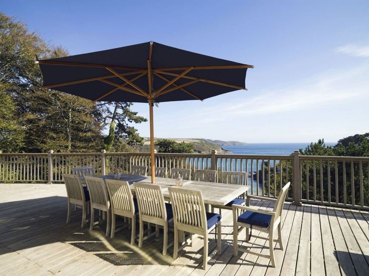 The Wood - self catering accommodation in Devon South  - sleeps up to 17