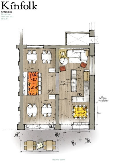37 best Interior Drawing images on Pinterest Architectural