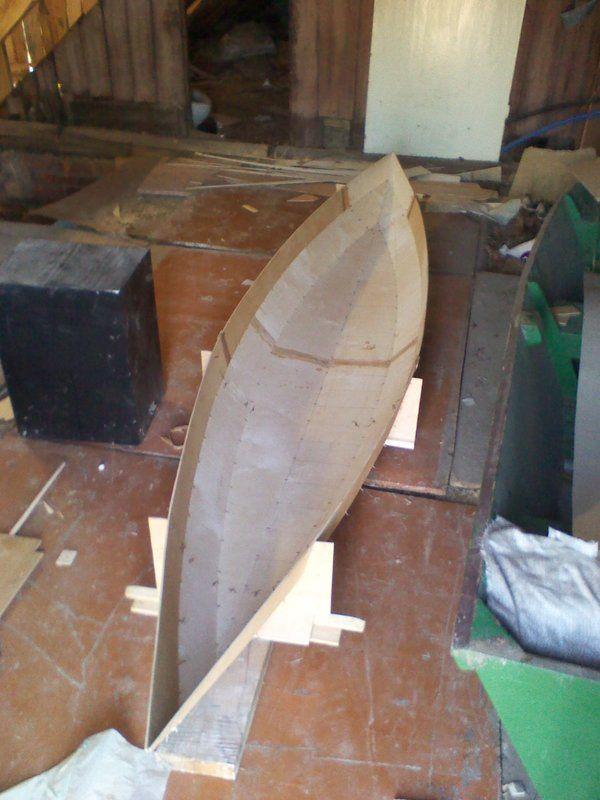 Мои самодельные каяки из фанеры. My homemade plywood Kayaks - Техотдел - Морской каяк